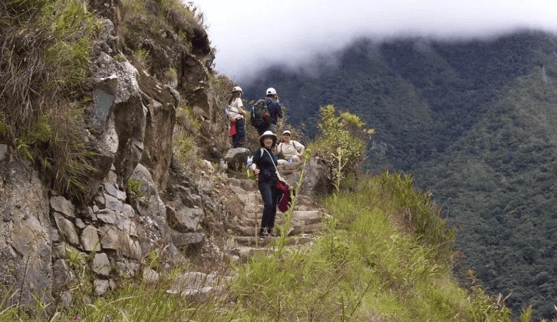 Camino Inca 2 dias